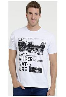 ... Camiseta Masculina Estampa Frontal Costa Rica 632d91526f999