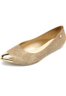 b2de1d0053 ... Sapatilha Colcci Glitter Dourada