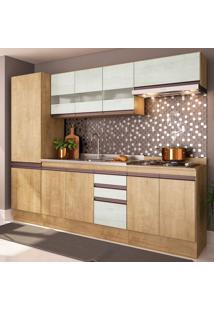 Cozinha Compacta Amália 11 Pt 2 Gv Nogueira E Gelo