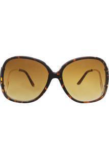 Óculos Ray Flector Buckingham 101Co Onça