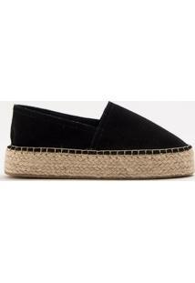 Alpargata Flatform Acamurã§Ada- Pretainbox Shoes