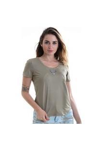T-Shirt Its&Co Brisa Army