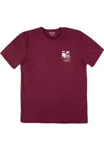 Camiseta Masculina Hering Regular Em Malha De Algodão