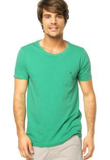 Camiseta Mandi Lisa Verde