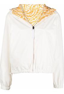 Fendi X K-Way® Ff Vertigo Reversible Jacket - Amarelo