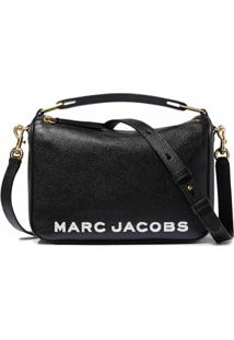 Marc Jacobs Bolsa The Box 23 - Preto