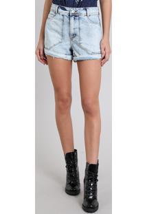 8b2982016 Short Jeans Vintage feminino