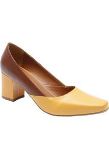 68666fd559 Privalia. Sapato Tradicional Em Couro Com Recortes- ...