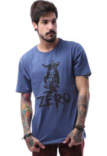 Camiseta Zero Ghost Rider Azul