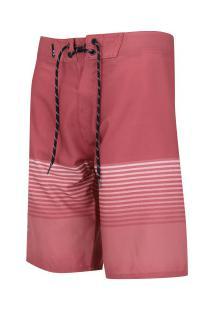 Bermuda Oakley Pigment - Masculina - Vermelho