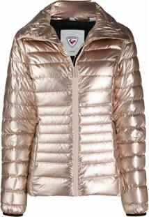 Rossignol Classic Light Quilted Jacket - Rosa