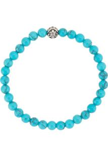 Nialaya Jewelry Pulseira 10 Year Anniversary Collection - Azul