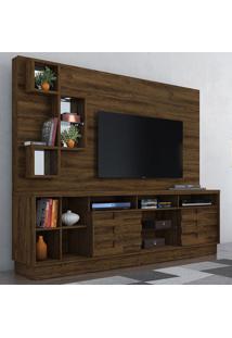 Estante Para Tv 2 Portas Heitor 633024 Savana - Madetec