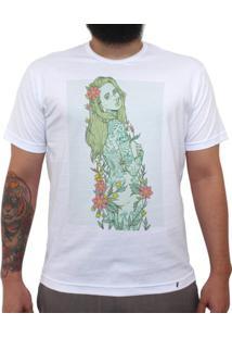 Inked Trinity - Green - Camiseta Clássica Masculina