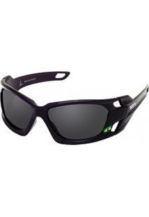 Óculos De Sol Esportivo Spy Hammer 67 Preto Brilhante