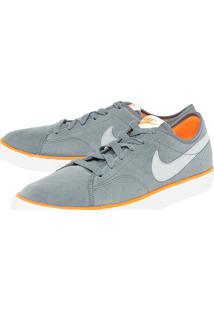 Tênis Nike Sportswear Primo Court Leather Cinza