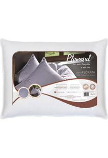 Travesseiro 100% Pluma De Ganso-Florata-50X70