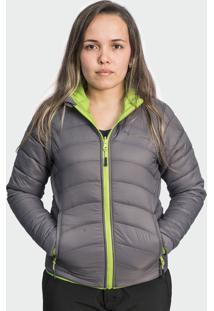 Jaqueta Abrigo Trilhas Versa Fem 4149 - Trilhas E Rumos