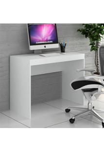 Mesa Para Computador 100 Cm Branco Tx/Branco Tx - Hecol