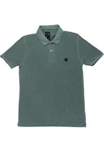 Camisa Made In Mato Verde Escuro