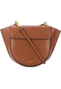 Wandler Hortensia Detachable-Handle Bag - Marrom