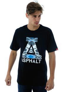 Camiseta Asphalt Ethnic Inverse Masculina - Masculino