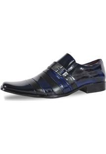 Sapato Social Gofer Dark - Masculino