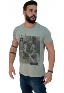 Camiseta Estonada Premium One Minute Jumprope - Masculino