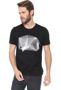 Camiseta Zoomp Strike Hard Preta