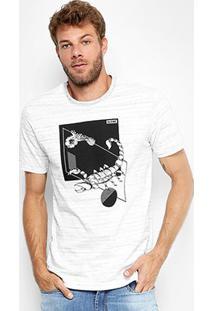 Camiseta Globe Flamê Scorpio Masculina - Masculino