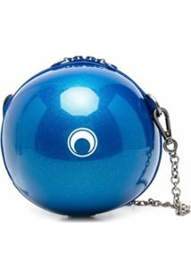Marine Serre Clutch Dream Ball - Azul