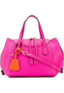 Tory Burch Perry Small Satchel - Rosa
