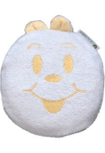 Bolsa Térmica De Sementes (Cólica Bebê) Cuca Criativa Amarelo