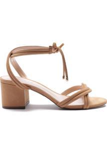 Sandália Block Heel Honey | Schutz
