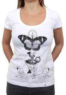 Estampa 2 - Camiseta Clássica Feminina
