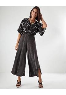 Calça Zinzane Laundry - Feminina - Feminino