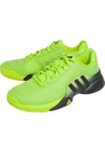 Tênis Adidas Performance Barricade 2016 Verde