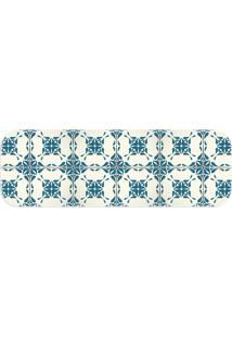 Passadeira Love Decor Wevans Ladrilhos Lisboa Azul