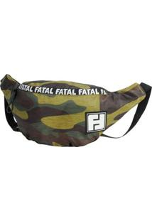 Pochete Casual Fatal Isiway Camuflada Ftp1900200 - Unissex