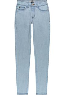 Calça Azul Skinny Jeans