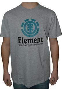 Camiseta Element Vertical - Masculino