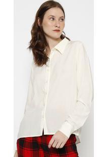 Camisa Lisa - Brancalinho Fino