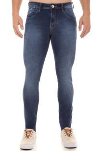 Calça Jeans Z-32 Skinny Masculina - Masculino