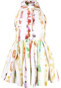 Rosie Assoulin Blusa Estampada - Branco