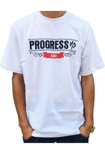 Camiseta Progress- Pgs - Since 2001