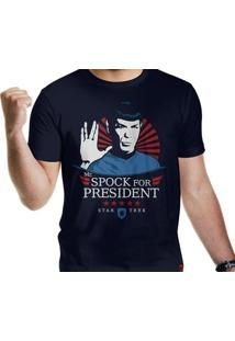Camiseta Spock