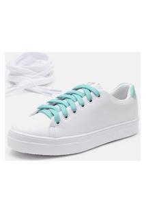 Tênis Sapatênis Casual Leve Jl Shoes Branco