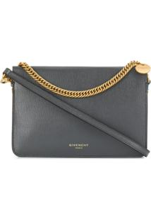 Givenchy 3-Cross Body Bag - Cinza