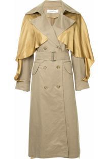 Kimhekim Trench Coat 'Charlotte' - Marrom