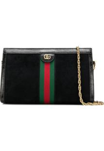 Gucci Ophidia Shoulder Bag - Preto